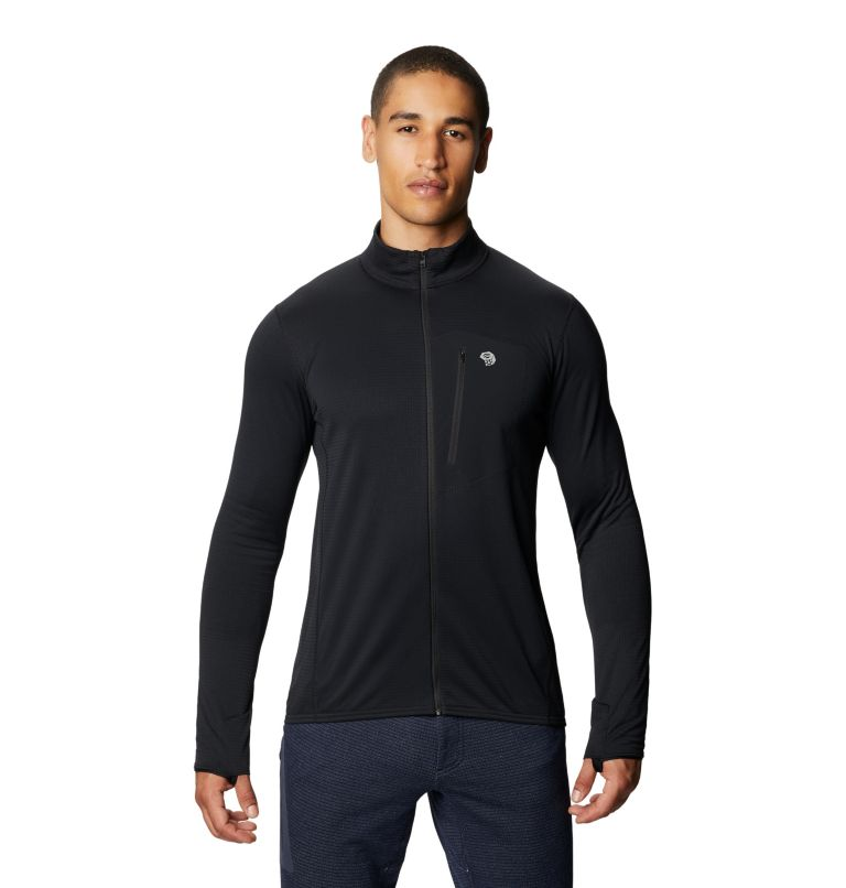 Type 2 Fun™ Full Zip Jacket | 010 | S Men's Type 2 Fun™ Full Zip Jacket, Black, front