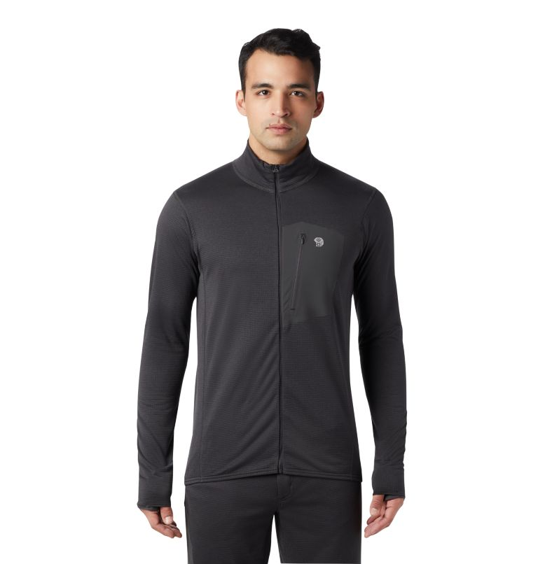 Mountain Hardwear Mens Type 2 Fun Full Zip Jacket