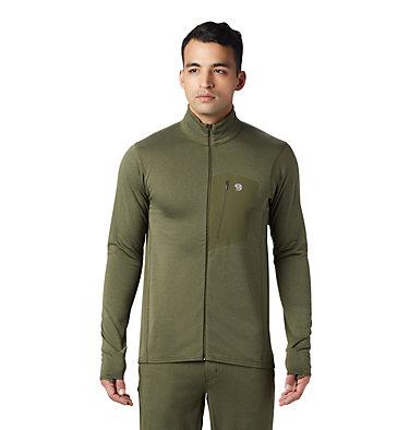 Men's Type 2 Fun™ Full Zip Jacket Type 2 Fun™ Full Zip Jacket | 010 | L, Dark Army, front