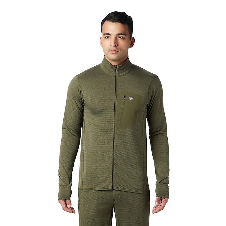 Mountain Hardwear Type 2 Fun Mens Full-Zip Jacket (select colors/sizes)