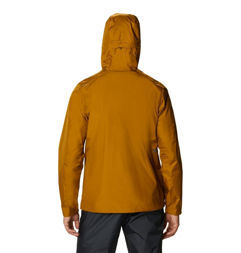 Acadia™ Jacket | 255 | L Men's Acadia™ Jacket, Olive Gold, back