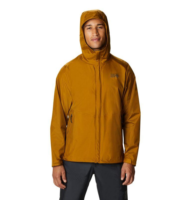 Acadia™ Jacket | 255 | L Men's Acadia™ Jacket, Olive Gold, front