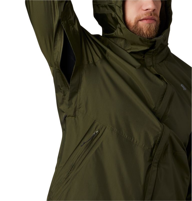 Acadia™ Jacket | 304 | XL Manteau Acadia™ Homme, Dark Army, a4