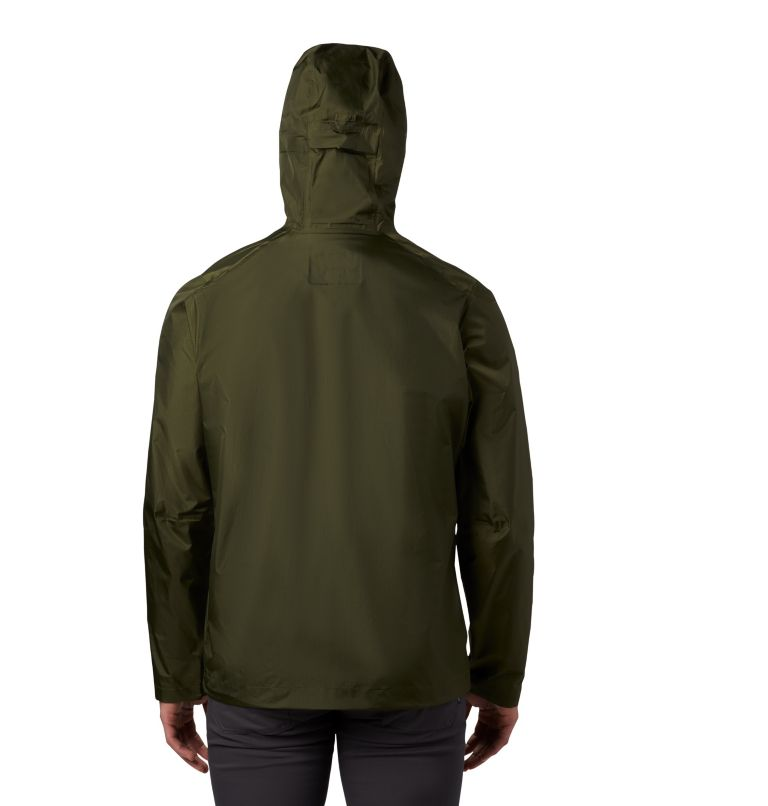 Acadia™ Jacket | 304 | XXL Manteau Acadia™ Homme, Dark Army, back