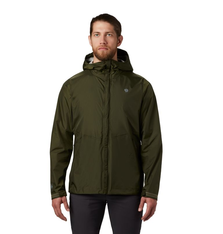 Acadia™ Jacket | 304 | XXL Men's Acadia™ Jacket, Dark Army, front