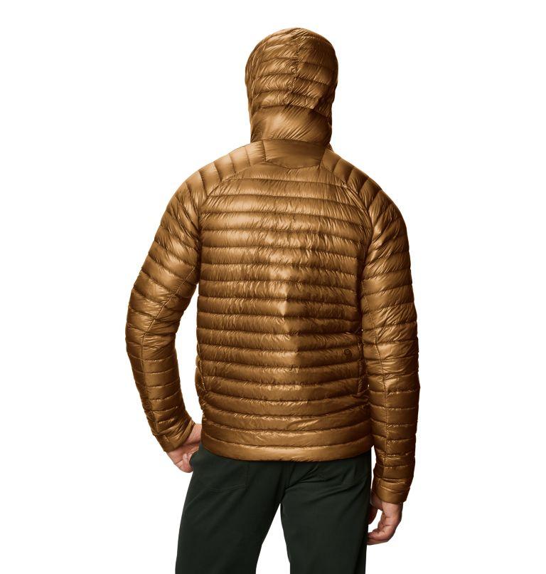 Ghost Whisperer/2™ Hoody | 233 | S Men's Ghost Whisperer/2™ Down Full Zip Hoody, Golden Brown, back
