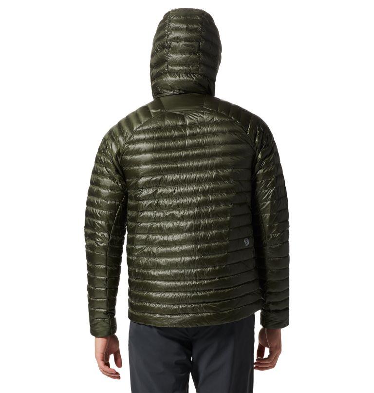 Ghost Whisperer/2™ Hoody | 347 | XL Men's Ghost Whisperer/2™ Hoody, Surplus Green, back