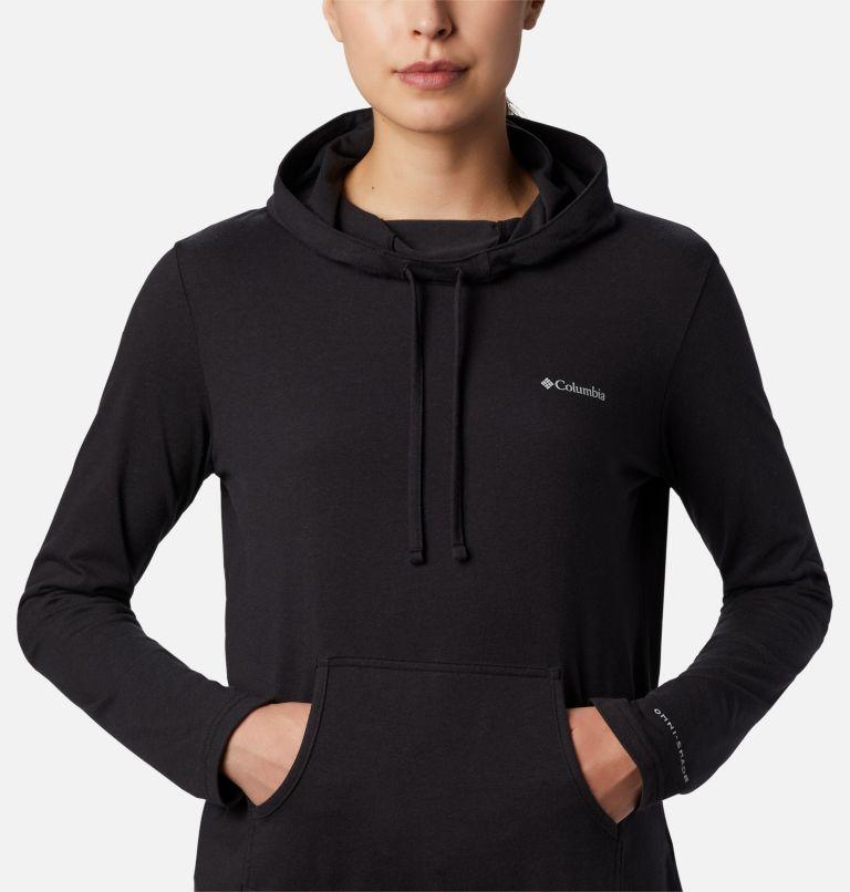 Solar Shield™ Hoodie | 010 | S Women's Solar Shield™ Hoodie, Black, a1