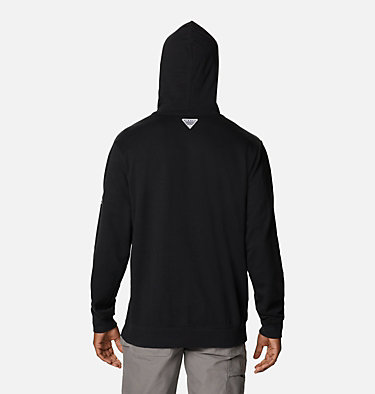 Men's PHG Classic Hoodie PHG™ Classic Hoodie | 012 | XL, Black, RT Edge, back