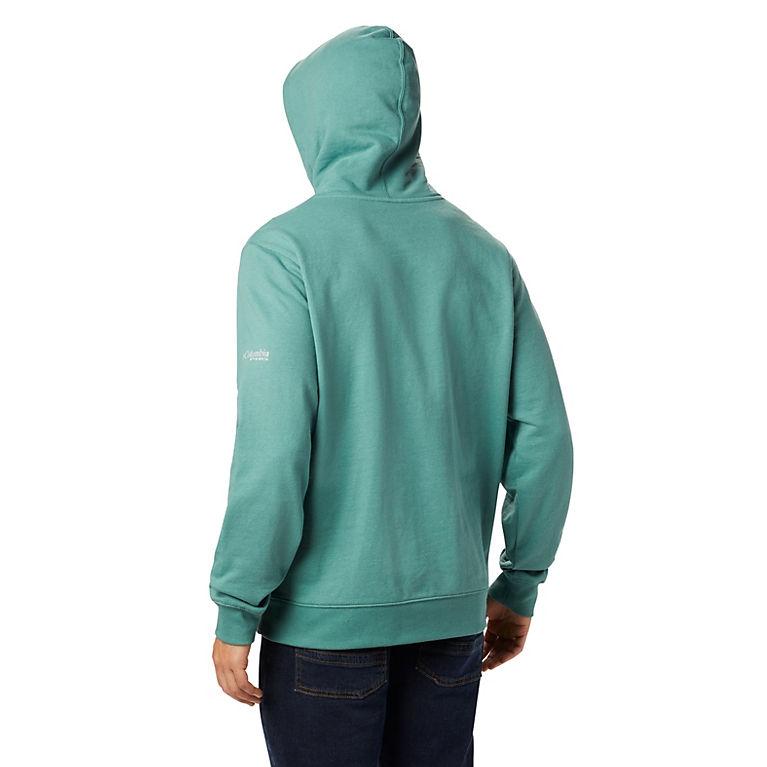 Columbia Mens PFG Sleeve Graphic Seasonal Hoodie