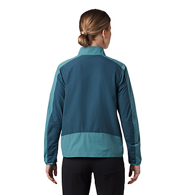 Women's Railay™ Pullover Railay™ Pullover | 679 | L, Washed Turq, back