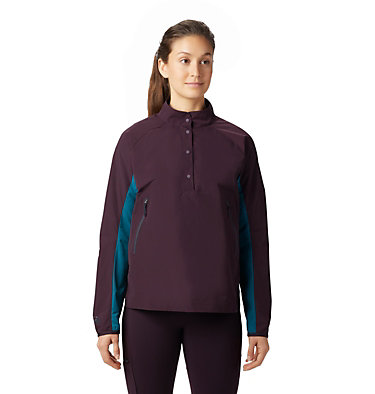 Women's Railay™ Pullover Railay™ Pullover | 679 | L, Darkest Dawn, front