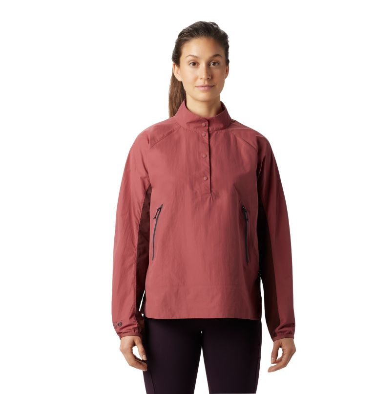 Railay™ Pullover | 679 | L Women's Railay™ Pullover, Washed Rock, front
