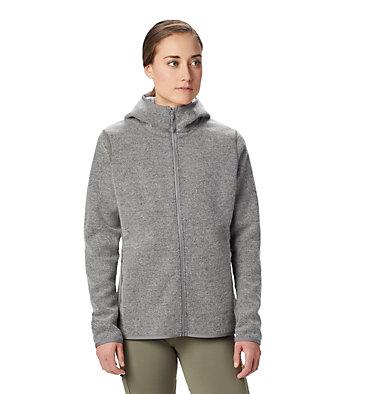 Women's Hatcher™ Full Zip Hoody Hatcher™ Full Zip Hoody | 304 | L, Manta Grey, front