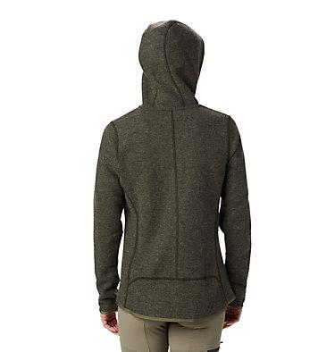 Women's Hatcher™ Full Zip Hoody Hatcher™ Full Zip Hoody | 304 | L, Dark Army, back