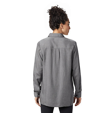 Women's Willow Spring™ Long Sleeve Shirt Willow Spring™ Long Sleeve Shi | 073 | L, Black, back