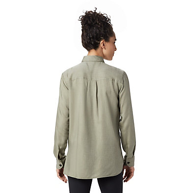 Women's Willow Spring™ Long Sleeve Shirt Willow Spring™ Long Sleeve Shi | 073 | L, Dark Army, back
