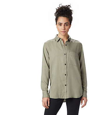 Women's Willow Spring™ Long Sleeve Shirt Willow Spring™ Long Sleeve Shi | 073 | L, Dark Army, front