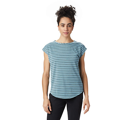 Women's Everyday Perfect™ Short Sleeve T-Shirt Everyday Perfect™ Short Sleeve T | 447 | L, Peak Blue, front