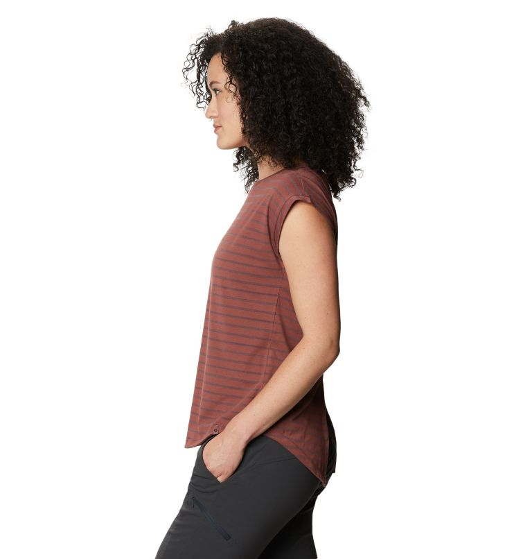 Everyday Perfect™ Short Sleeve T | 643 | L Women's Everyday Perfect™ Short Sleeve T-Shirt, Clay Earth, a1