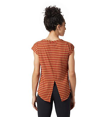 Women's Everyday Perfect™ Short Sleeve T-Shirt Everyday Perfect™ Short Sleeve T | 447 | L, Rusted, back