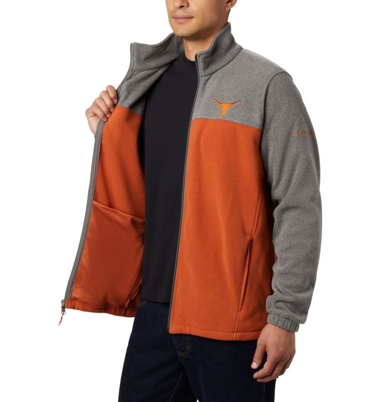 Men's Flanker™ III Full Zip Fleece Jacket - Texas Men's Flanker™ III Full Zip Fleece Jacket - Texas, a2