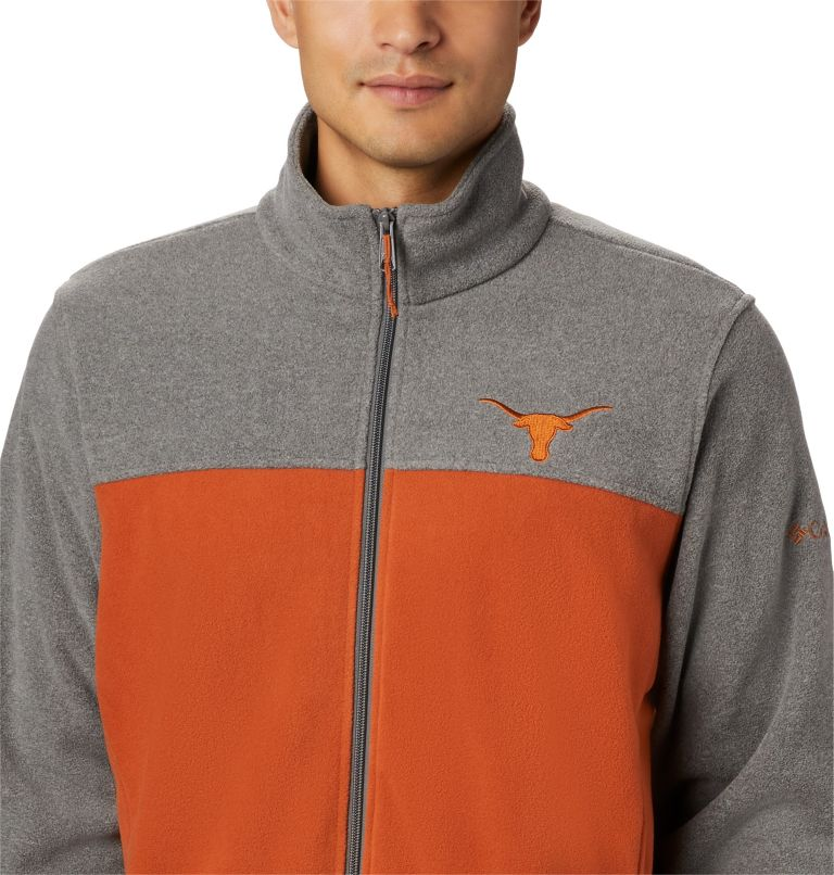 Men's Flanker™ III Full Zip Fleece Jacket - Texas Men's Flanker™ III Full Zip Fleece Jacket - Texas, a3