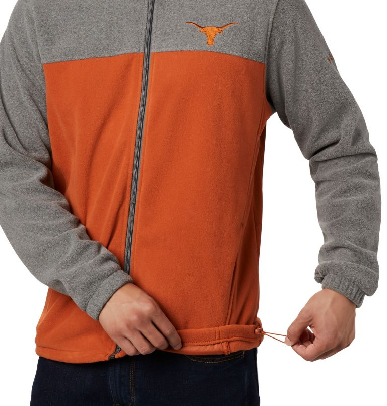 Men's Flanker™ III Full Zip Fleece Jacket - Texas Men's Flanker™ III Full Zip Fleece Jacket - Texas, a4