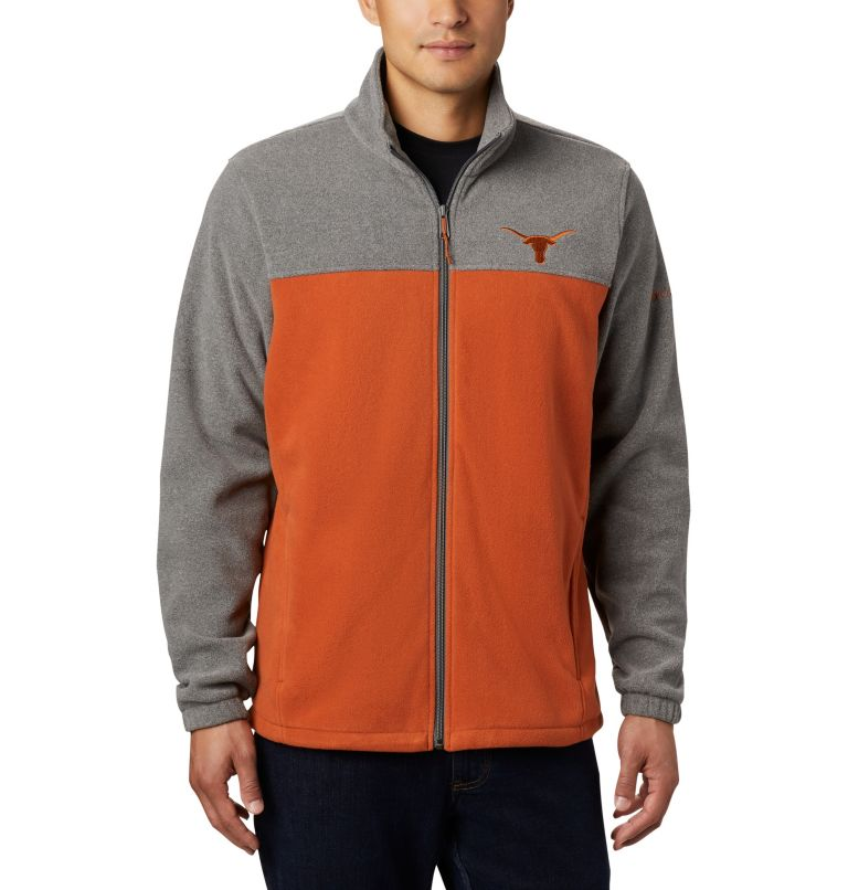 Men's Flanker™ III Full Zip Fleece Jacket - Texas Men's Flanker™ III Full Zip Fleece Jacket - Texas, front