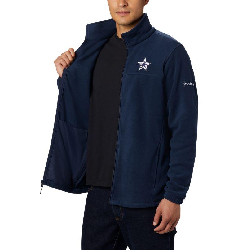 Men's Flanker™ III Full Zip Fleece Jacket - Dallas Cowboys Men's Flanker™ III Full Zip Fleece Jacket - Dallas Cowboys, a2