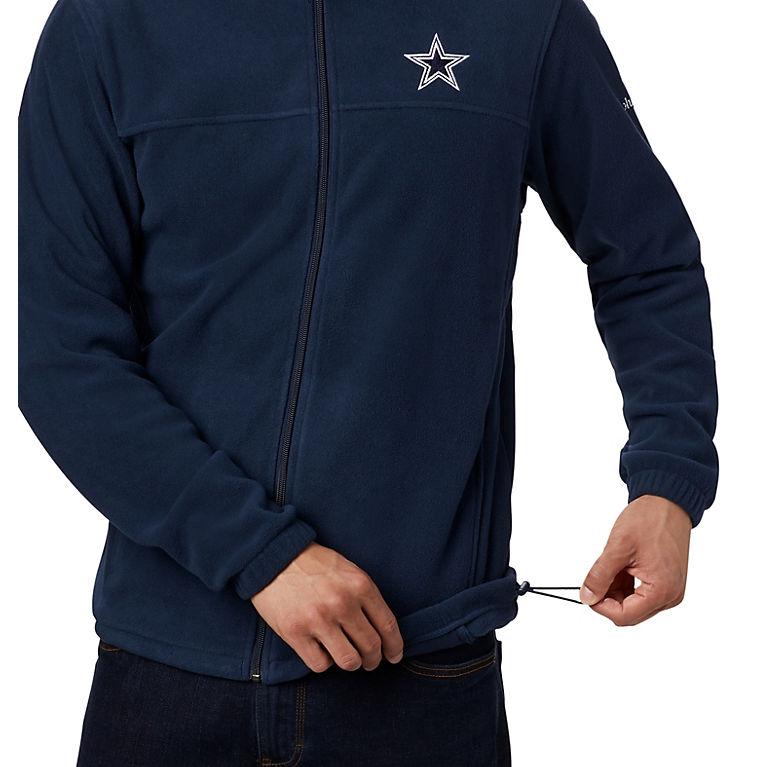 meet 23ab9 9871f Men's Flanker™ III Full Zip Fleece Jacket - Dallas Cowboys