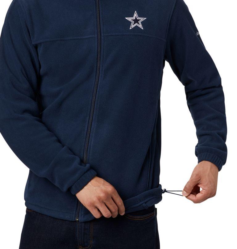 Men's Flanker™ III Full Zip Fleece Jacket - Dallas Cowboys Men's Flanker™ III Full Zip Fleece Jacket - Dallas Cowboys, a4