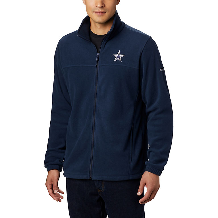 meet d6cbd f792a Men's Flanker™ III Full Zip Fleece Jacket - Dallas Cowboys