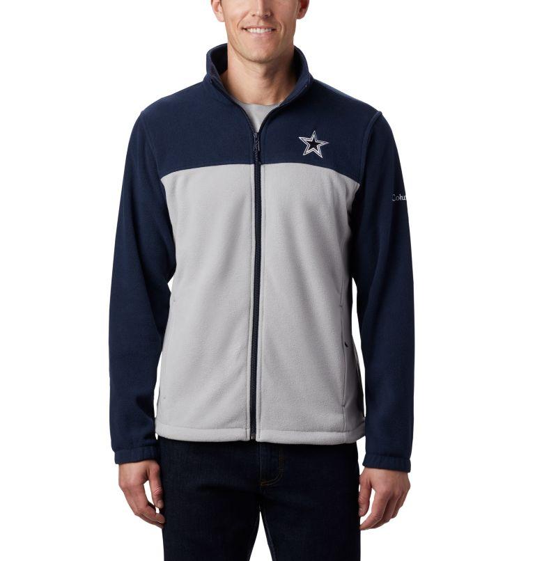 Men's Flanker™ III Full Zip Fleece Jacket - Dallas Cowboys Men's Flanker™ III Full Zip Fleece Jacket - Dallas Cowboys, front