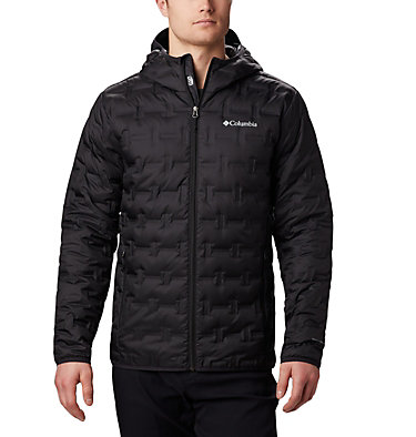 Men's Delta Ridge Down Hooded Jacket , front