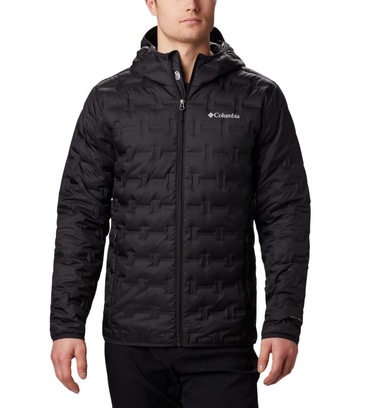 Men's Delta Ridge™ Down Hooded Jacket Men's Delta Ridge™ Down Hooded Jacket, front