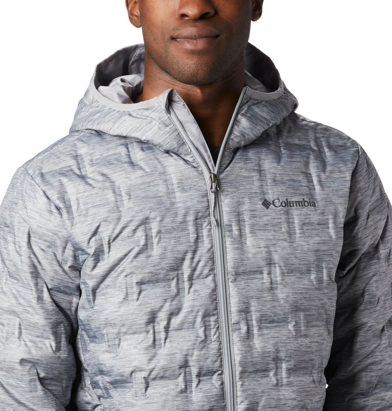 Men's Delta Ridge™ Down Hooded Jacket Men's Delta Ridge™ Down Hooded Jacket, a1