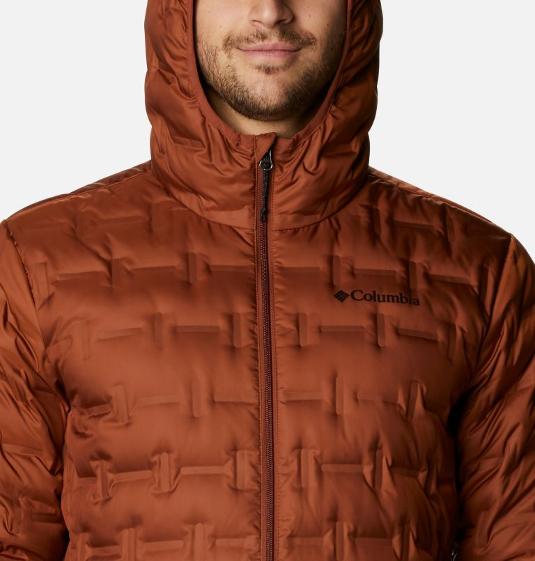 Men's Delta Ridge™ Down Hooded Jacket Men's Delta Ridge™ Down Hooded Jacket, a2