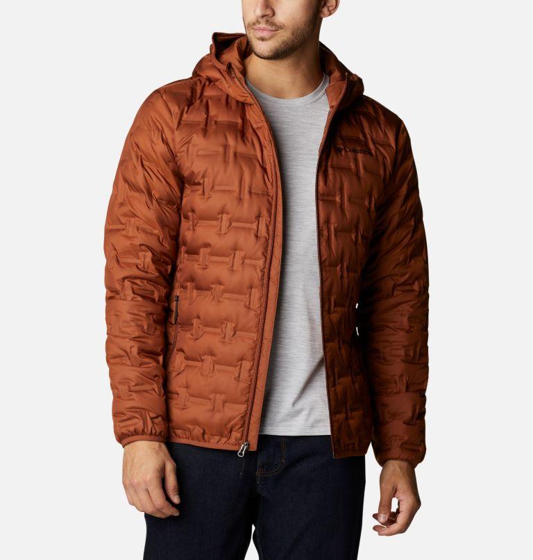 Men's Delta Ridge™ Down Hooded Jacket Men's Delta Ridge™ Down Hooded Jacket, front