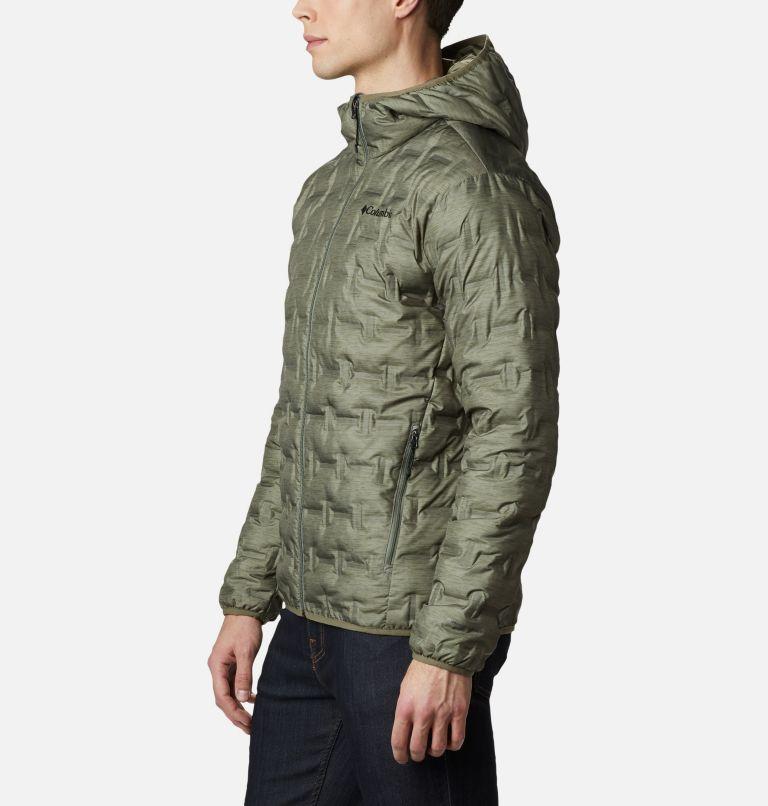 Delta Ridge™ Down Hooded Jacket | 397 | L Doudoune À Capuche Delta Ridge Homme, Stone Green Heather Print, a1