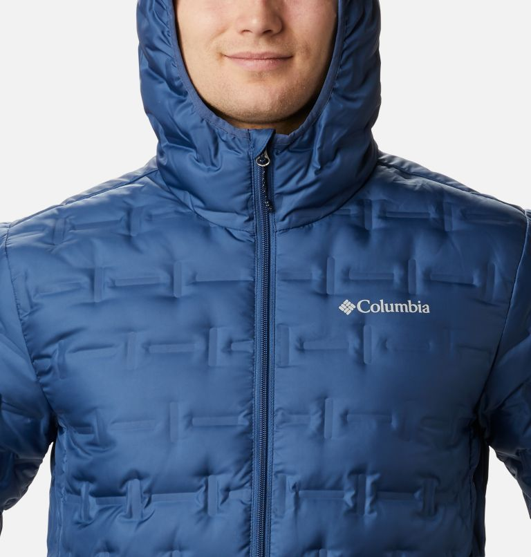 Men's Delta Ridge™ Down Hooded Jacket Men's Delta Ridge™ Down Hooded Jacket, a2