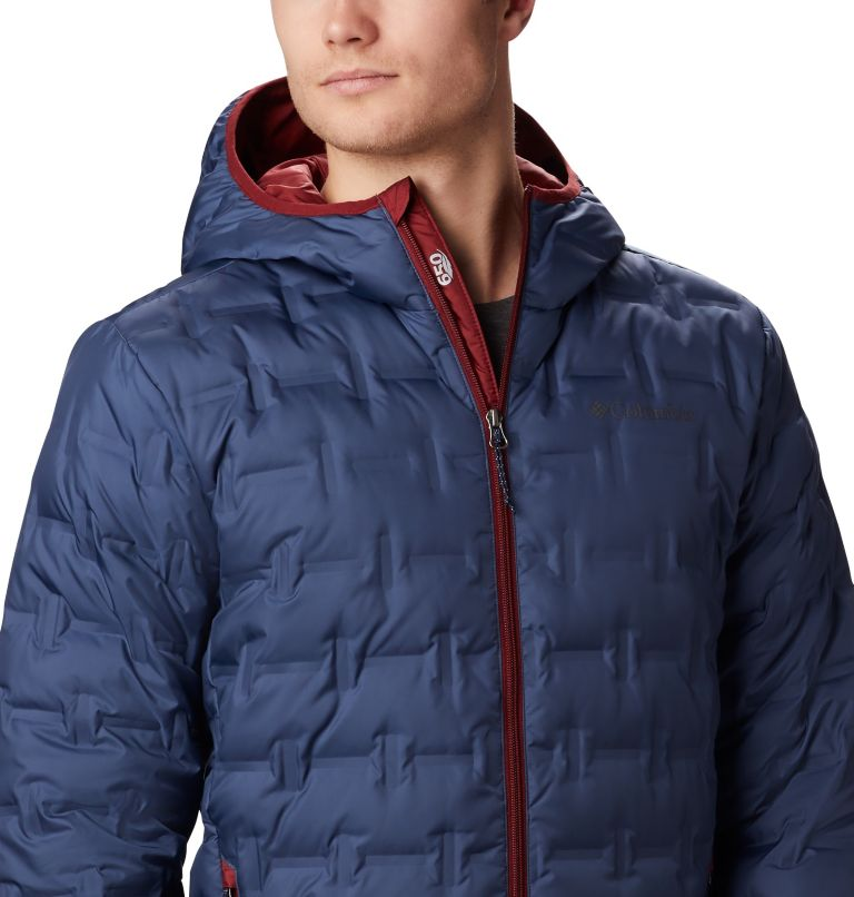 Men's Delta Ridge Down Hooded Jacket Men's Delta Ridge Down Hooded Jacket, a1