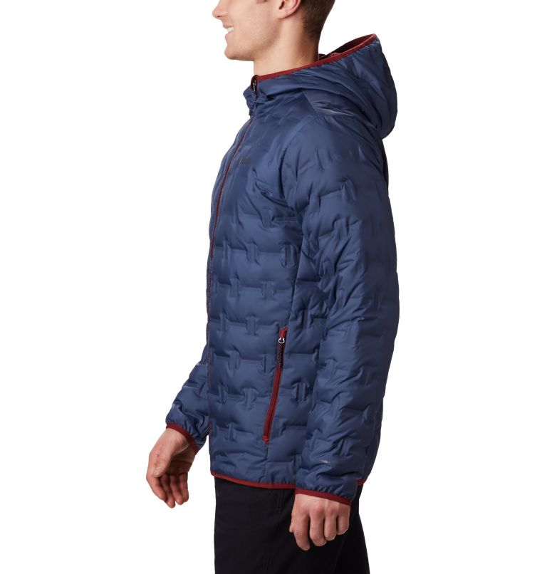 Men's Delta Ridge Down Hooded Jacket Men's Delta Ridge Down Hooded Jacket, a2