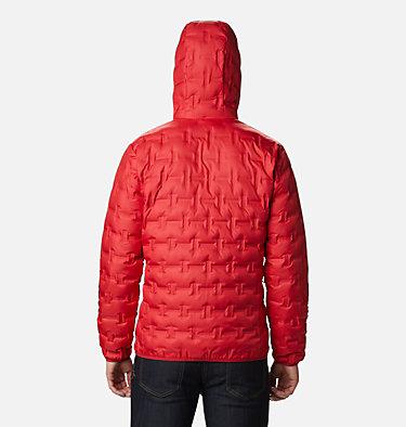 Manteau bouffant à capuchon Delta Ridge pour homme Delta Ridge™ Down Hooded Jacket | 452 | S, Mountain Red, back