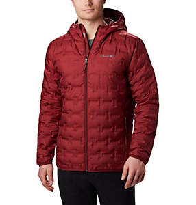 Men's Delta Ridge™ Down Hooded Jacket