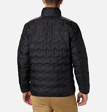 Men's Delta Ridge™ Down Jacket Delta Ridge™ Down Jacket | 664 | L, Black, back