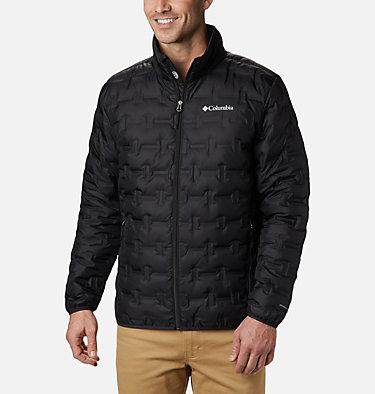 Men's Delta Ridge™ Down Jacket Delta Ridge™ Down Jacket | 664 | L, Black, front