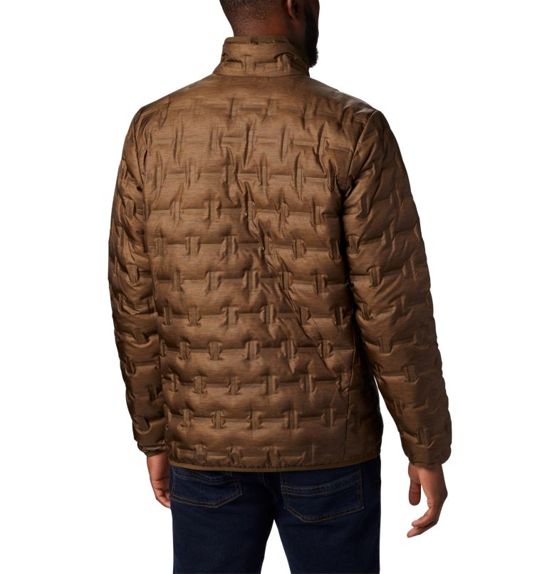 Men's Delta Ridge™ Down Jacket Men's Delta Ridge™ Down Jacket, back