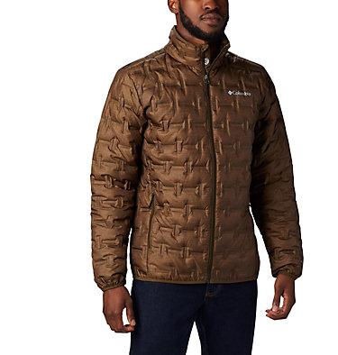 Men's Delta Ridge™ Down Jacket Delta Ridge™ Down Jacket | 664 | L, Olive Green Heather, front