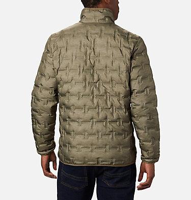 Manteau en duvet Delta Ridge™ pour homme Delta Ridge™ Down Jacket | 397 | S, Stone Green Heather Print, back